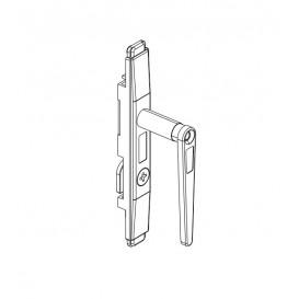 Εξάρτημα κεντρικό σώμα σύρτη για παράθυρα και πόρτα αλουμινίου 1626 Fapim