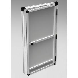 Σήτα πόρτας ανοιγόμενη , κομμένη στις διαστάσεις που θα μας ζητήσετε-αμοντάριστη με πλάτος εώς 110cm και ύψος εώς 230cm