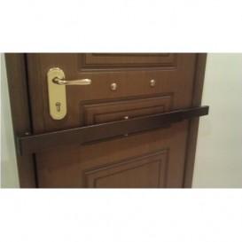 Πτυσσόμενη μπάρα ασφαλείας για πόρτες παντός τύπου