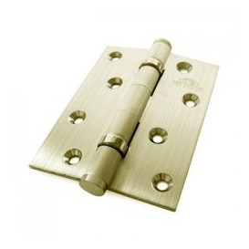 Hinged plate 2 bearing stainless