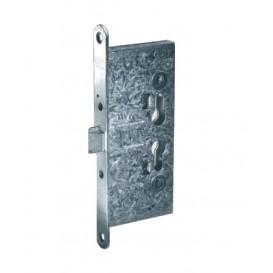 Κλειδαριά μπάρας πανικού για πυράντοχη πόρτα και για απλή μεταλλική πόρτα αποθήκης.