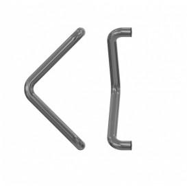 Stainless steel front door handle series 360-3