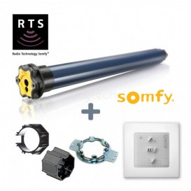Wireless Motor Replacement Kit Roll VR RTS 30/12 SOMFY