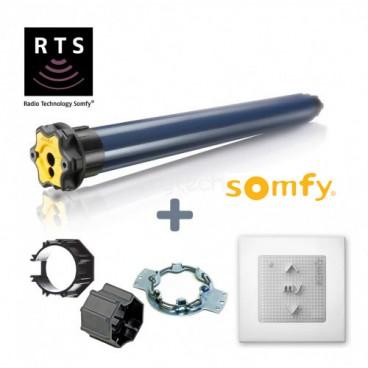 Κιτ αντικατάστασης ασύρματου μοτέρ ρολού VR RTS 30/12 SOMFY