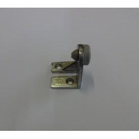Στόπερ γωνιακό σχιστό για συρόμενα κουφώματα αλουμινίου