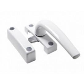 Πόμολο χερούλι αλουμινίου για μικρά ανοιγόμενα παράθυρα Nefeli X-505