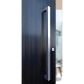 Ίσια ανοξείδωτη λαβή πόρτας INOX-430 L1000