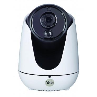 περιστρεφόμενη High-Definition IP Camera YALE Home View,