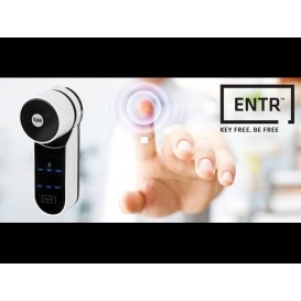 YALE ENTR KΙΤ Ψηφιακής κλειδαριάς με λειτουργία μέσω smartphone