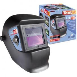 ΑΥΤΟΜΑΤΕΣ ΗΛΕΚΤΡΟΝΙΚΕΣ ΜΑΣΚΕΣ ΗΛΕΚΤΡΟΣΥΓΚΟΛΛΗΣΗΣ ΜΕ 2 ΦΩΤΟΚΥΤΤΑΡΑ  GYS LCD Techno 9-13