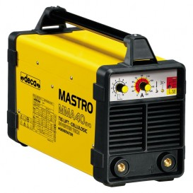 ELECTRIC & TIG MASTRO 40EVO ELECTRIC MACHINES