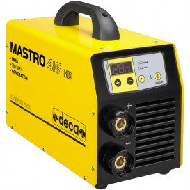 INVERTER ELECTRIC & TIG ELECTRIC MACHINES FOR MASTRO 416HD GEN