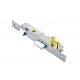 DOMUS lock cylinder for doors of iron and aluminum 20-25mm