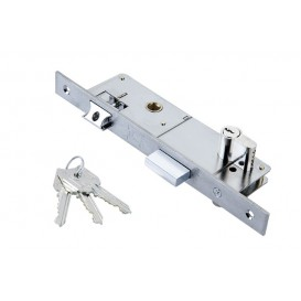 DOMUS lock cylinder for aluminum doors (30-35mm)