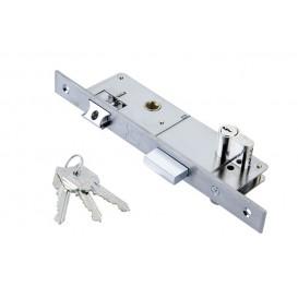 Κλειδαριά ασφαλείας DOMUS για πόρτες αλουμινίου (30-35mm)