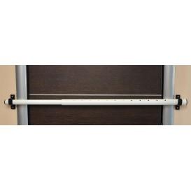 Μπάρα ασφαλείας ρυθμιζόμενη για πόρτες εισόδου όλων των τύπων