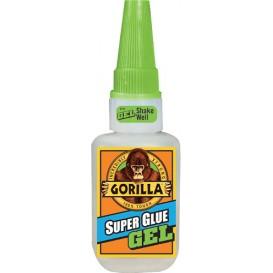 Κυανοακρυλική κόλλα Gorilla super glue στιγμής gel 15 γραμμάρια
