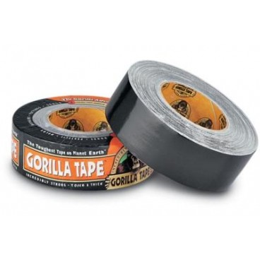 Αυτοκόλητη ταινία Gorilla tape Ασημί 32m *48mm