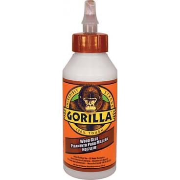 Ξυλόκολλα Gorilla Wood Glue PVA ισχυρή αδιάβροχη D3 συσκευασία