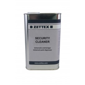 Security Cleaner Zettex