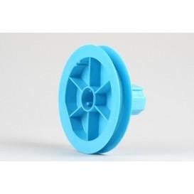 PVC Δίσκος  με κούπα 40