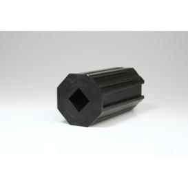 PVC Κούπα με τετράγωνη τρύπα
