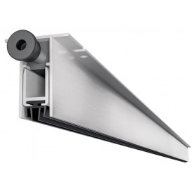 Αυτόματο αεροστόπ με αυτιά για πόρτα θωρακισμένη-ξύλινη-μεταλλική-αλουμινίου