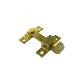 Safety straight brass
