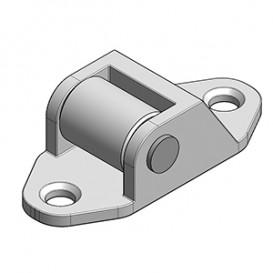 Ροδάκι οδηγός ιμάντα L16mm για ρολά στόρια (παντζούρια)