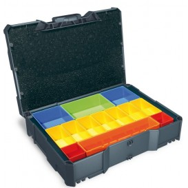 Systainer T-loc I με αποσπώμενες χρωματιστές θήκες