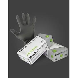 Γάντια νιτριλίου - Galaxy Nitrile Plus Black 237