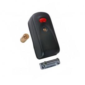 Ηλεκτρική κλειδαριά για ανοιγόμενες αυλόπορτες- σιδερόπορτες, ξύλινες πόρτες και εξωτερικούς χώρους.