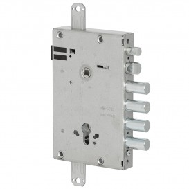 Κλειδαριά Ηλεκτρική CISA θωρακισμένης, με κύλινδρο & ηλεκτρικό κυπρί