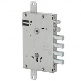 Κλειδαριά Ηλεκτρική θωρακισμένης, με κύλινδρο & ηλεκτρικό κυπρί