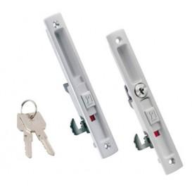 Κλειδαριά ασφαλείας για συρόμενες πόρτες και παράθυρα αλουμινίου παλαιού τύπου Kliklok