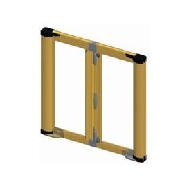 Σήτα κουνουπιέρα οριζόντιας κίνησης για πόρτα δίφυλλη 300cm Χ 240cm(κομμένη στις  ακριβές διαστάσεις που θα μας ζητήσετε)