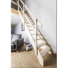 Σκάλες οροφής MSS Superior