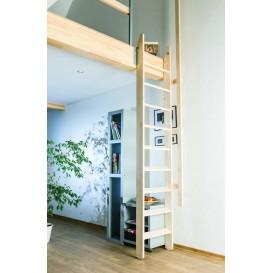 Σκάλες οροφής ανακλινόμενες MSP Pivot