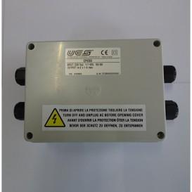 Control Panel για συγχρονισμό ηλεκτρικών μηχανισμών της UCS ULTRAFLEX CONTROL SYSTEM CP230