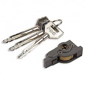 Κύλινδρος με Κλειδί Σταυρού για Κλειδαριές Τριών Σημείων