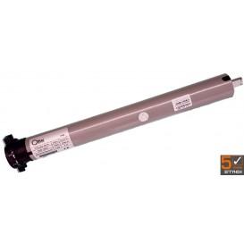 Ηλεκτρικό μοτέρ με ρεγουλατόρους QS για ρολά στόρια  για οχτάγωνο άξονα Φ70 με 120kg βάρος έλξης