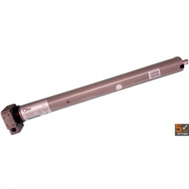 Ηλεκτρικό μοτέρ μανιβελάτο με ρεγουλατόρους QM για ρολά ,στόρια, παντζούρια για οχτάγωνο άξονα Φ60 με 75kg βάρος έλξης